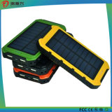 Smart Fast Charging mobile phone Solar Power Bank charger 8000mAh