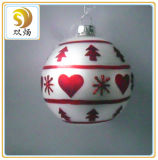 2016 Handicraft Glass Christmas Balls