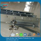 Accordion Strong Flexible PVC Curtain Mounting Hardware Sets