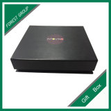 Rigid Black Drawer Gift Box with Matt Lamination