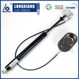 Zinc Handle Switch Lockable Gas Spring for Desk