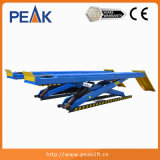 9000lbs Double Hydraulic Cylinders Scissors Car Lifter (PX09A)