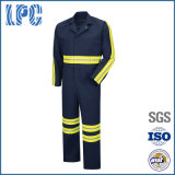 Industrial Technician Enhanced High Visibility Reflective Coverall