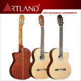 Spruce Top Sapele Back&Side Classic Guitar (CG921C)