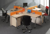 Modern Office Furniture Mudular Workstation with Glass Partition