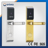High Quality Wholesale Digital Electronic Keyless RFID Hotel Swipe Smart Key Card Door Lock