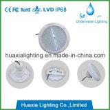 18W RGB 240mm Diameter LED Pool Light for Liner Pool