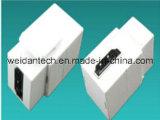 HDMI Keystone Jack R/a 90 Degree