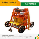 Qt40-3b Brick Machine Small Products Manufacturing Machines