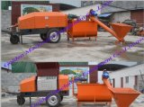 Foaming Concrete Cement Brick Block Making Machine (WSCF)