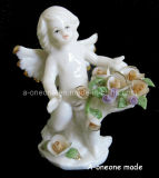 Ceramic Figurine Angels