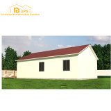 Long Service Time Security Guard Prefabricated House with Three Bedrooms