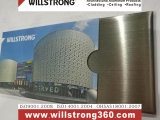 Willstrong Fireproof Stainless Steel Composite Material