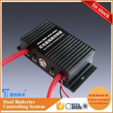 China Supplier Double Battery Separator Controller for Lithium