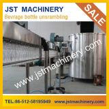 Full Automatic Juice Bottle Unscrambler / Sorting Machine