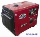 Super Silent Diesel Generator with CE&ISO9001