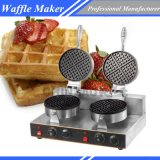Electric Waffle Baker Waffle Maker with Ce Certificate Commercial restaurant