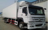 Sinotruk HOWO 10 Wheeler Thermo King Chiller Truck (336HP)
