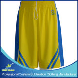 High Quality Custom Made Full Sublimation Basketball Shorts