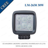 "4"" CREE Offroad Driving Light SUV Car Work Light LED 60W"