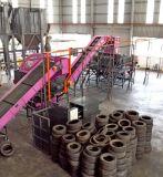 Tire Recycling Machine/Tdf Recycling Machine/Tire Shredding Machine for Pyrolysis Oil Refining