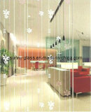 Art Glass for Lobby Decoration