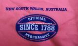 Iron on Flocks Logos for Garments