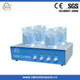 Four Rows Magnetic Stirrer 4 X1l