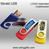 Metal Swivel USB Flash Disk for Promotion Gifts