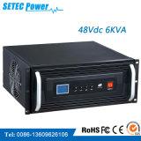 Single Phase, off Grid DC/AC Inverter (SET48/220-6KLC)