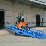 CE Certification Top Quality Warehouse Forklift Container Loading Ramp
