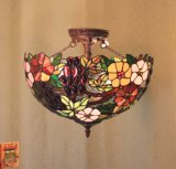 Tiffany Close Ceiling Lamp (CLC-Series)