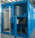 Insulated Pressurized Lab Module Container House