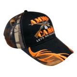 Fashion Custom Baseball Cap with Camo Peak Gjbb214