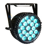 21*15W Rgbaw+UV 6 in 1 Waterproof PAR Light