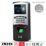 Biometric Fingerprint Access Control with TCP/IP