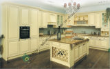 2015 Star Product Solid Wood Kitchen Cabinets (zs-290)