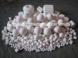 99% Chemical Alumina Ceramic Balls as Catalyst Covering Media