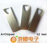Slim USB Flash Drive/Tiny Metal USB Disk (OM-M251)