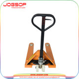 2500kgs/5500lb China Hydraulic Hand Pallet Truck with Rubber Wheel