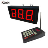 Customer Queuing System Most Populer Newest Restaurant Pager for Restaurant for Cooker Call Waiter