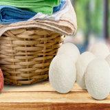 Reusable Natural Wool Felt Ball, Wool Dryer Ball, Sheep Wool Balls