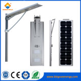 20W Ce RoHS Solar Integrated LED Street Light Source