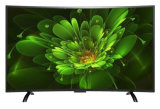 UHD Curved LED TV with Wide S⪞ Reen