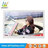 Ultra Thin Multifunction 15.4 Inch Digital Picture Frame with Video MP3 MP4 Music (MW-1542DPF)