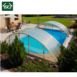 Pool Cover with Aluminium Alloy Frame and Wind Resistance