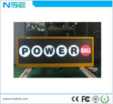 P5 LED Taxi Top Advertising Mobile LED Display