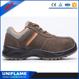 Latest Suede Leather Steel Toe Cap Work Safety Shoes