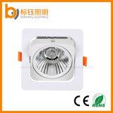 10W 120 Degree Square LED COB Lamp Ceiling Down Light