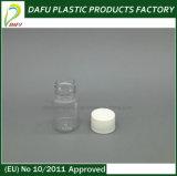 25ml Plastic Medicine Bottle with Screw Cap
